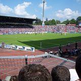 Wildparkstadion in Karlsruhe