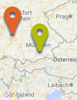 Karte zu RÖCKEN MICHAEL in Bonn