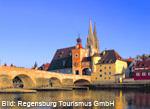Ortsbild von Regensburg