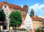 Ortsbild von Nürnberg