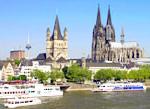 Ortsbild von Köln