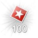 100 Bewertungen