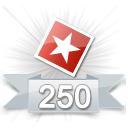 250 Bewertungen