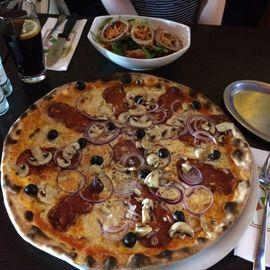 Luigi's Restaurant in Hamburg