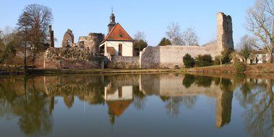 Burg Hayn in Dreieich