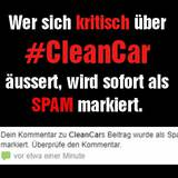 CleanCar AG in Solingen