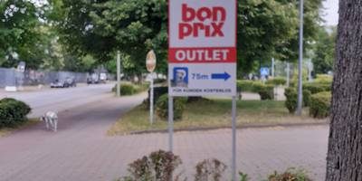 Bon Prix Outlet in Hamburg