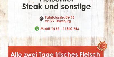 Fried Fleischerei in Hamburg