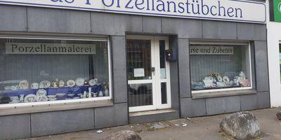 Das Porzellanstübchen in Hamburg