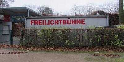Freilichtbühne im Stadtpark Hamburg in Hamburg