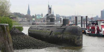 U-Boot Museum - U434 in Hamburg