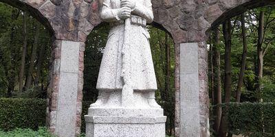 Kriegerdenkmal Am Ehrenmal in Hamburg