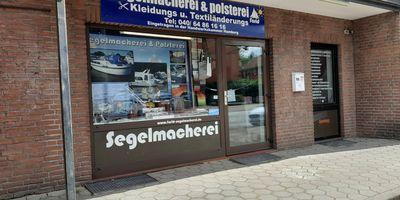 Farid Segelmacherei in Hamburg