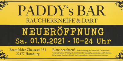 Paddy's Bar in Hamburg