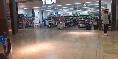 TEDi in Hamburg