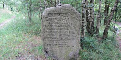 Gedenkstätte KZ Wittmoor in Norderstedt