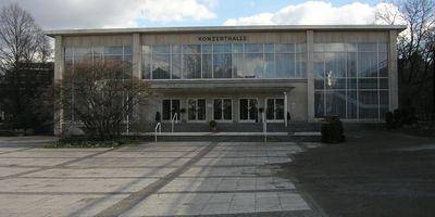 Konzerthalle in Bad Salzuflen