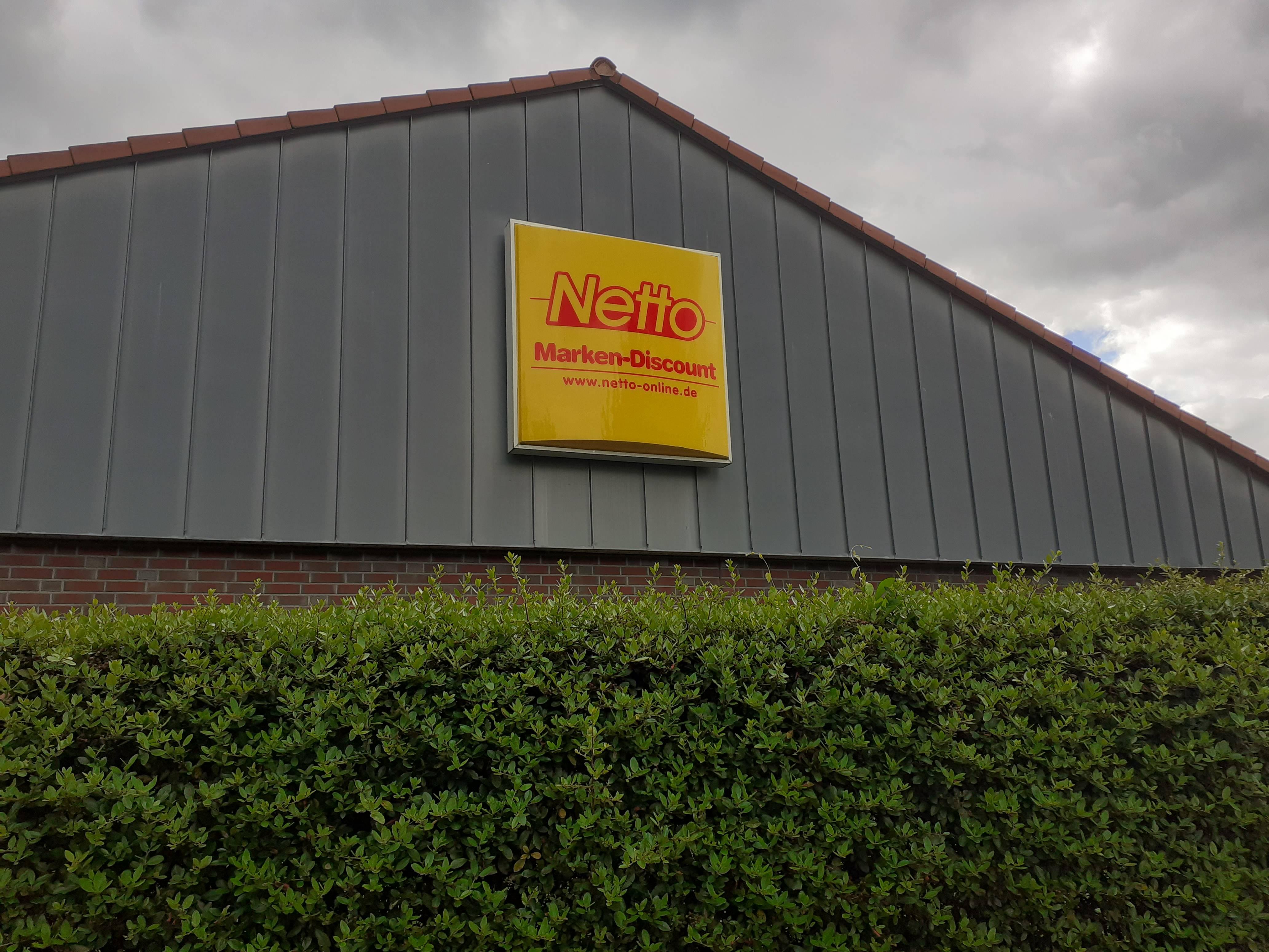 ➤ Netto Marken Discount AG & Co. KG 20 Hamburg Bramfeld ...