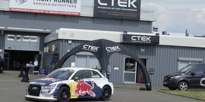 CTEK Smart Chargers GmbH in Hannover