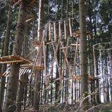 Kletterwald Grüntensee in Oy-Mittelberg