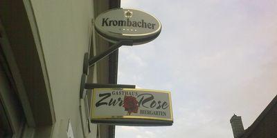 Gasthaus Rose in Meinerzhagen