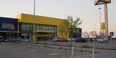 IKEA Einrichtungshaus Augsburg (Gersthofen) in Gersthofen
