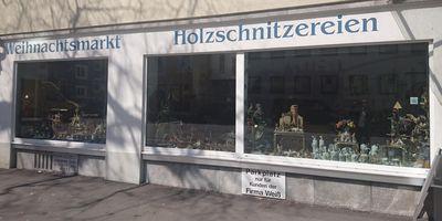 Weiß Hermann Holzschnitzereien Erzgebirge u. Geschenke in Kempten im Allgäu