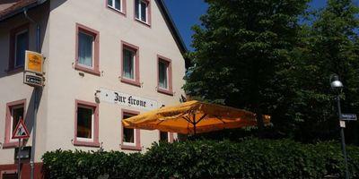 Zur Krone in Ettlingen