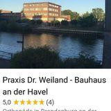 Praxis Dr. Weiland - Bauhaus an der Havel in Brandenburg an der Havel