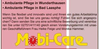 Mobi-Care Alten- und Krankenpflege in Bad Berleburg