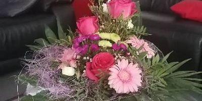 Blumen Schwabe im HIT in Mayen