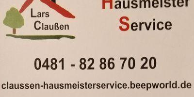 Claußen Lars Hausmeisterservice in Heide in Holstein