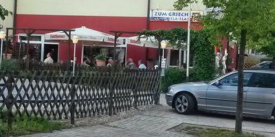 Zum Griechen Ela-Ela in Nittendorf