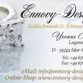 Bild zu Ennovy-Designs - Goldschmiede & Schmuckhandel in Idar-Oberstein