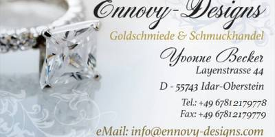 Ennovy-Designs Goldschmiede & Schmuckhandel in Idar-Oberstein
