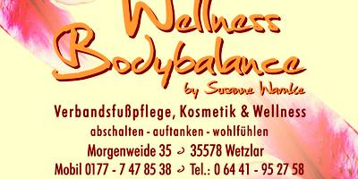 Fußpflege u. Wellness Bodybalance S. Warnke Fußpflege in Wetzlar