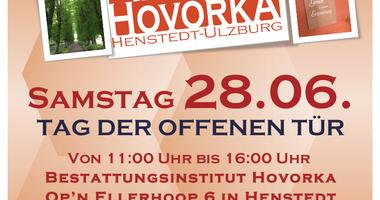 Bestattungsinstiut Hovorka in Henstedt-Ulzburg
