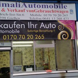 Rimali Automobile Inh. A.Alsayed in Gießen