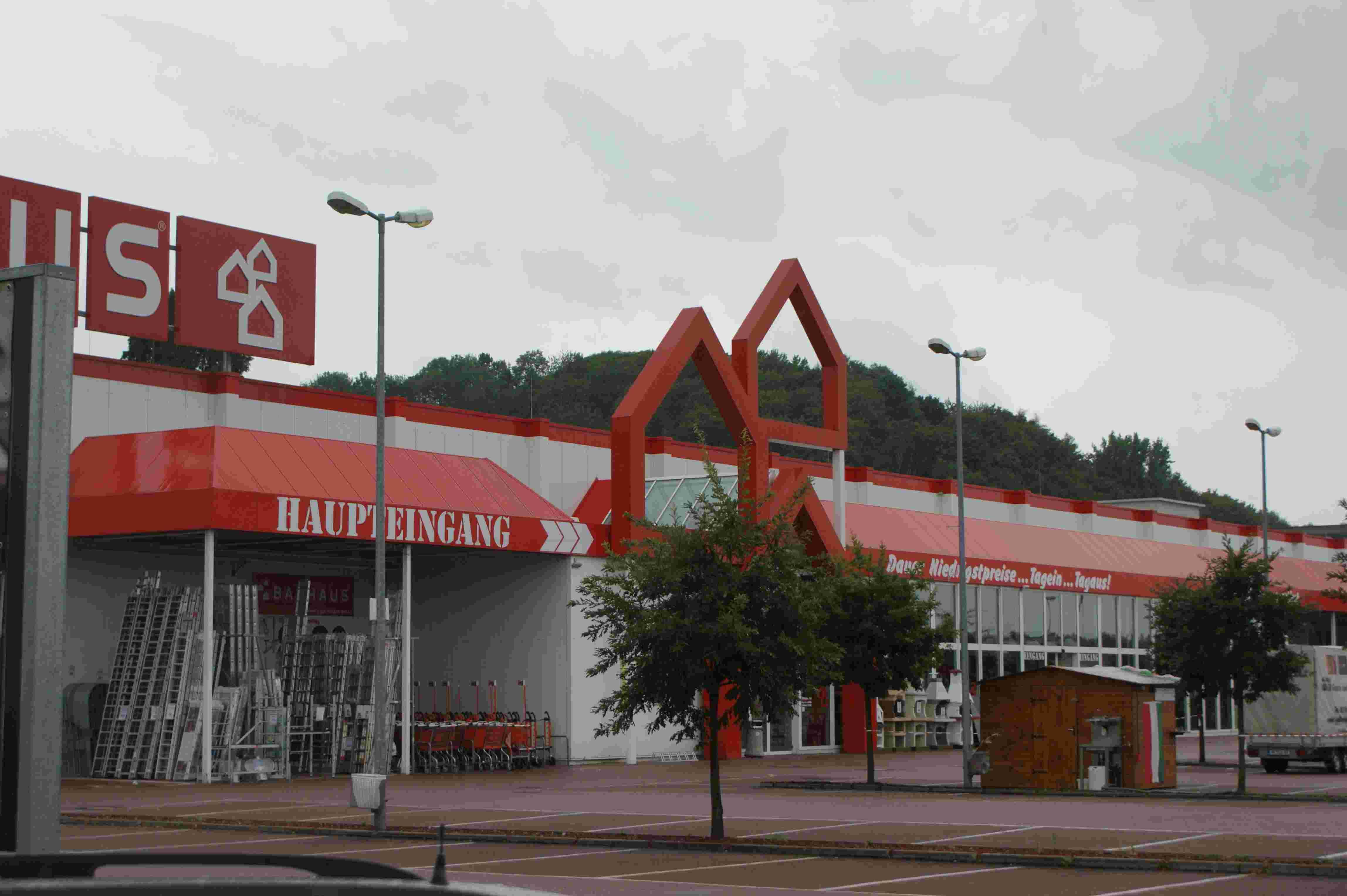 Bauhaus Gmbh Co Kg 75179 Pforzheim Wilferdinger Hohe