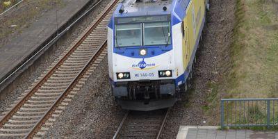 Osthannoversche Eisenbahnen in Uelzen