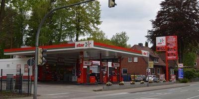 STAR Tankstelle in Buchholz in der Nordheide