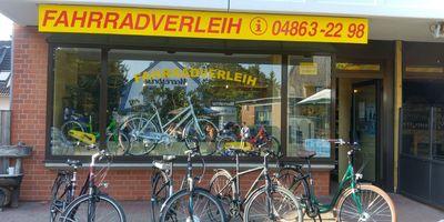 Milan Moric Fahrradverleih in Sankt Peter Ording