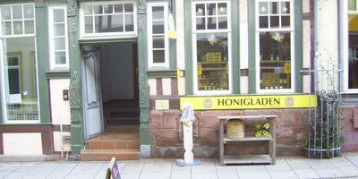Inh. W. Olbrich Honigladen Imkerei in Nordhausen in Thüringen