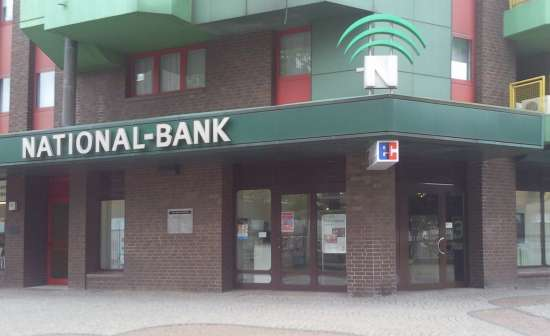 Nationalbank Essen national bank ag 1 bewertung essen borbeck mitte
