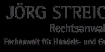 Rechtsanwalt Jörg Streichert, Fachanwalt für Handels- und Gesellschaftsrecht in Kaufbeuren