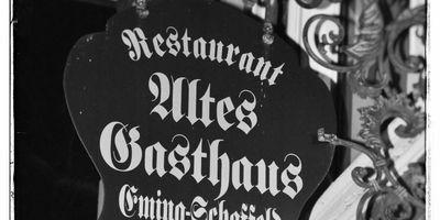 Altes Gasthaus Eming - Schaffeld Restaurant , Schaffeld in Rhede in Westfalen