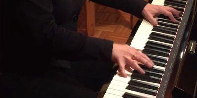 Vetter Tatjana Prof. Musiklehrerin in Uslar