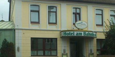 Stichweh's Hotel am Bahnhof in Elze an der Leine