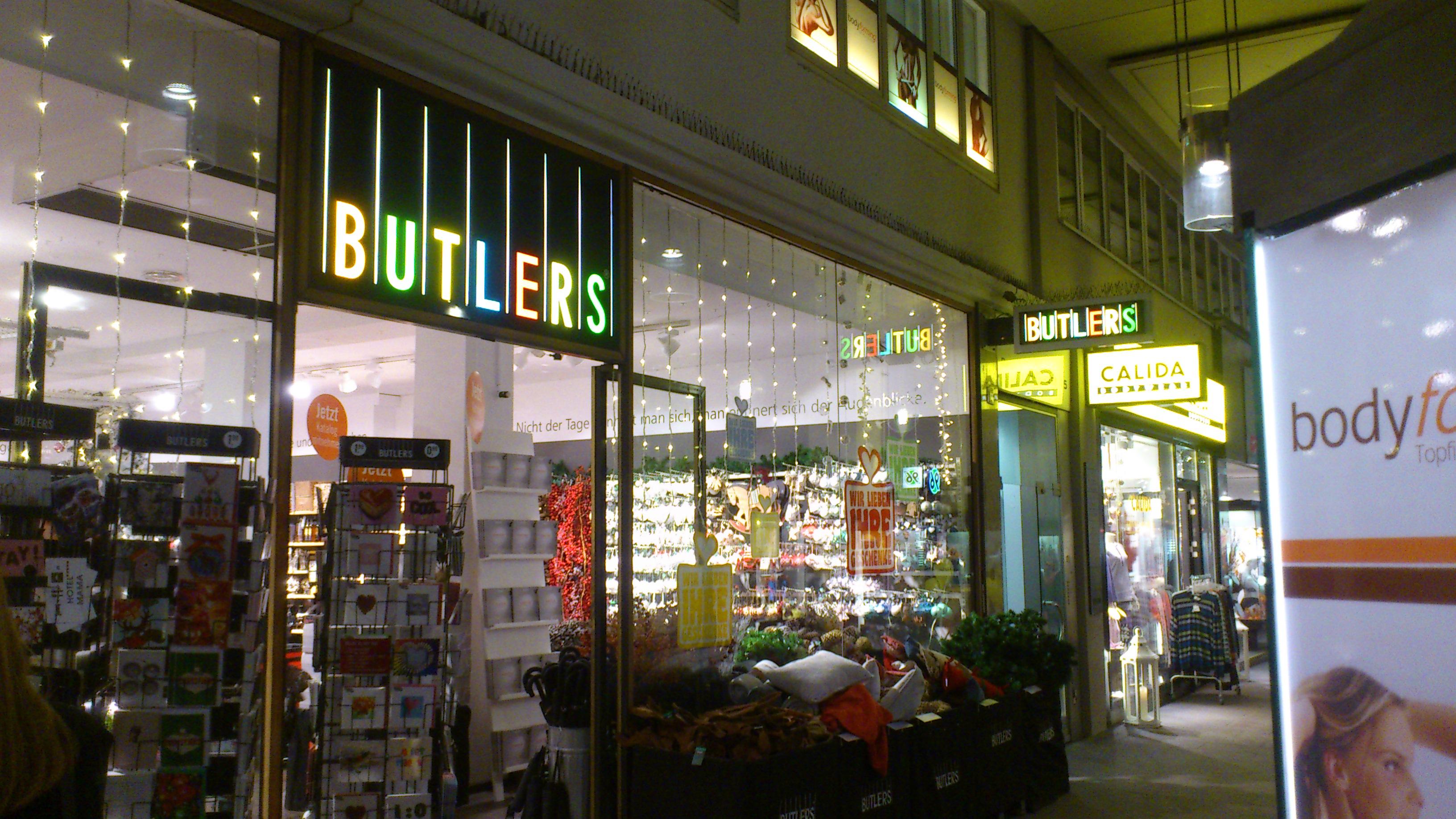 Butlers 30159 Hannover Mitte öffnungszeiten Adresse Telefon