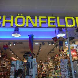Schönfelder Spielzeug GmbH im CITTI-PARK in Kiel